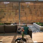 bamboe rolgordijn zen breed