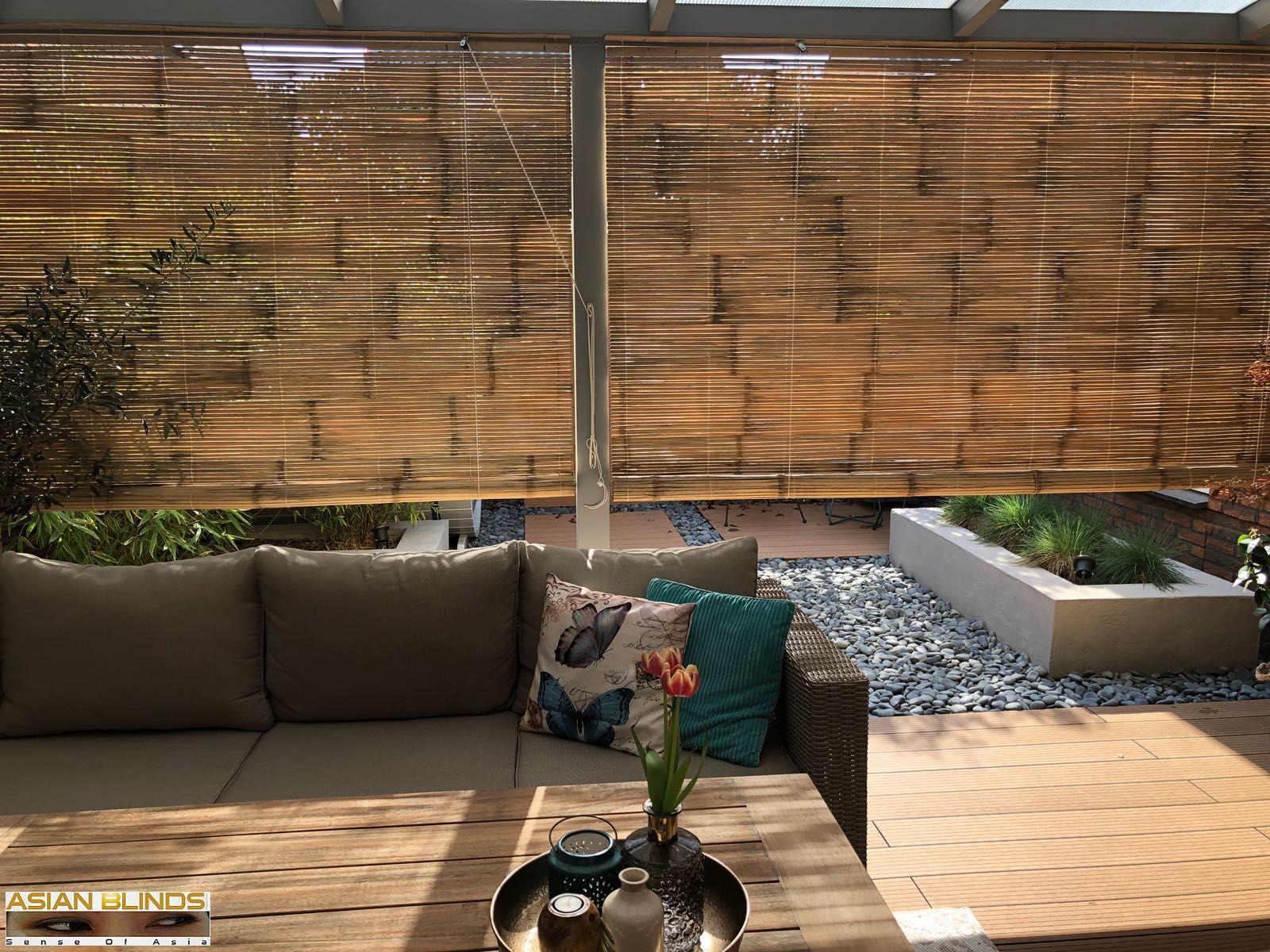 Rolgordijnen Slaapkamer 76 : Bamboebeddeb en meubels voor slaapkamer woonkamer serre en tuin